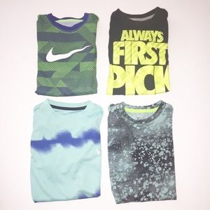 Other - Bundle Of Athletic Graphic Tees